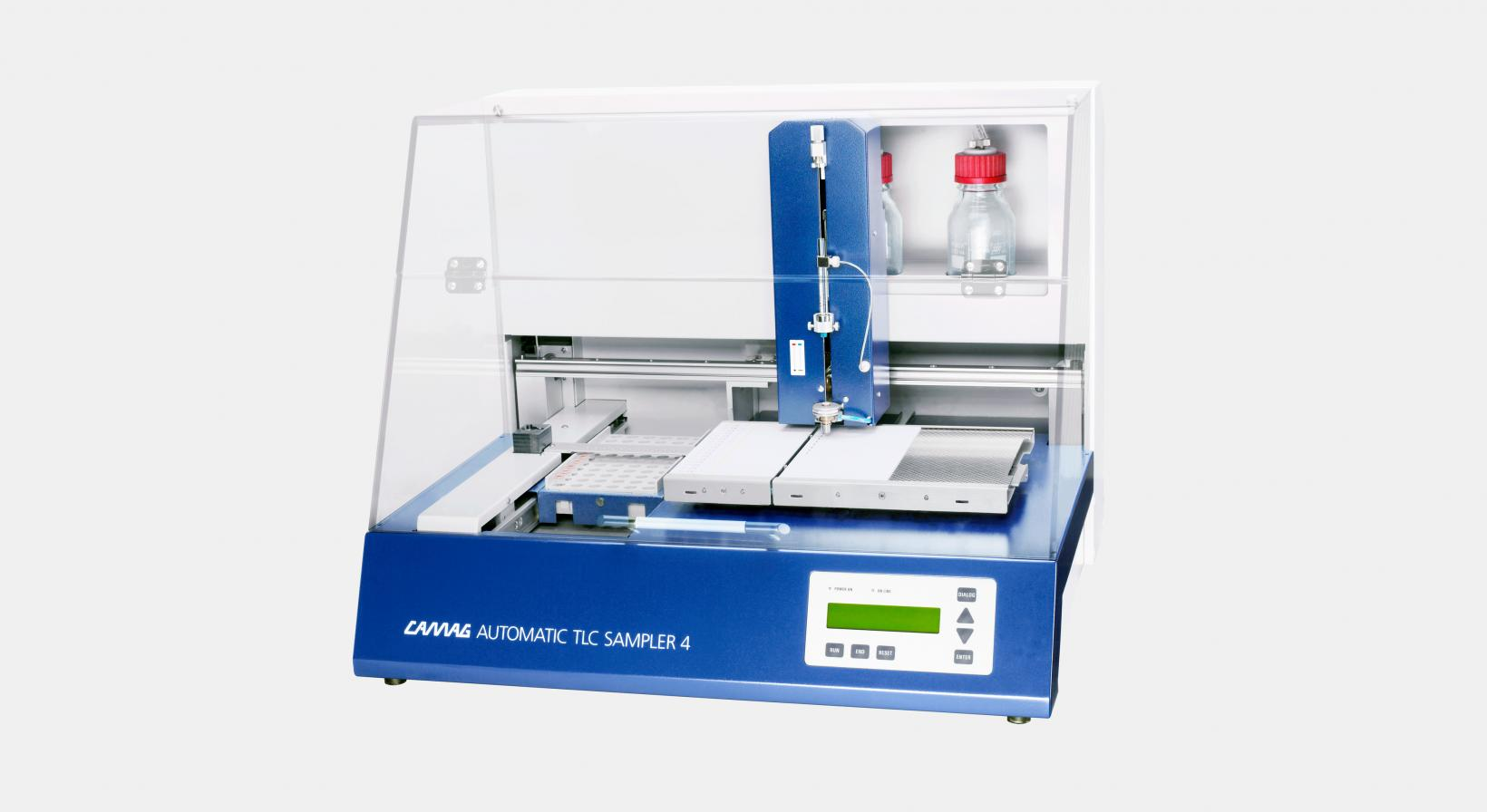 CAMAG® Automatic TLC Sampler 4 (ATS 4)